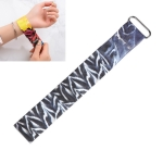 Feather Pattern Creative Fashion Waterproof Paper Watch Intelligent Paper Electronic Wristwatch