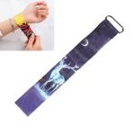 Deer Pattern Creative Fashion Waterproof Paper Watch Intelligent Paper Electronic Wristwatch