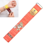 Play Football Pattern Creative Fashion Waterproof Paper Watch Intelligent Paper Electronic Wristwatch