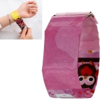 Love Owl Pattern Creative Fashion Waterproof Paper Watch Intelligent Paper Electronic Wristwatch