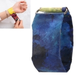 Starry Sky Pattern Creative Fashion Waterproof Paper Watch Intelligent Paper Electronic Wristwatch