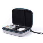 Multi-function Portable AA Battery Charger Storage Bag Box Rechargeable Battery Case