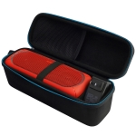 EVA Storage Box Shockproof Protective Bag for Sony XB30 / XB31 Bluetooth Speaker (Black Blue)