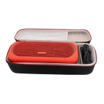 EVA Storage Box Shockproof Protective Bag for Sony XB40 / XB41 Bluetooth Speaker (Black)