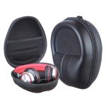 EVA Storage Box Shockproof Bag for Headset (Black)