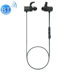 PLEXTONE BX343 Bluetooth Headphone Neckband Sport IPX5 Waterproof Wireless Magnetic Earbuds with Mic (Grey)