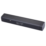 Soundbar LP-089 DC 5V Wireless Bluetooth 4.1 Subwoofer Sound Bar Speaker with Hands-free Calling, Support TF Card & U Disk(Black)