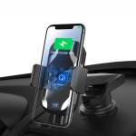 JAKCOM CH2 10W 4 – 6.5 inch Mobile Phone Smart Car Wireless Charging Charger Holder(Black)