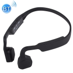 S-18 Bone Conduction Bluetooth 4.1 Sports Outdoor Headphone(Black)