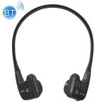 Bone Conduction Headphone Swimming Teaching Bluetooth Headphone (Black)