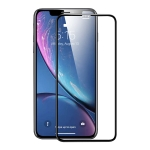 ESR 0.3mm 3D Full Coverage HD Explosion-proof Tempered Glass Film for iPhone XR (Black)