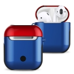 Varnished PC Bluetooth Earphones Case Anti-lost Storage Bag for AirPods