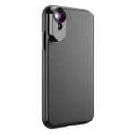 APEXEL IPX-MWFT06 Wide Angle+Fisheye+Macro External Lens Protective Case for iPhone XS