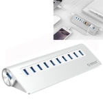 ORICO M3H10-U3-V2 Aluminum Alloy 10 USB 3.0 Ports HUB