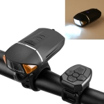 EOS450 5W 35LM XPG LED USB Charging Waterproof Remote Control Bicycle Headlight