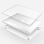 TOTU Brisk Series ABMacBook Air 01 / 13 2 in 1 PC Buckle Integrated Molding Transparent Protective Case + Silicone Keyboard Film Set for MacBook Air 13.3 inch
