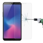 0.26mm 9H 2.5D Explosion-proof Tempered Glass Film for Galaxy A6s