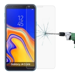 0.26mm 9H 2.5D Explosion-proof Tempered Glass Film for Galaxy J4 Core