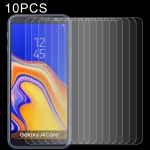 10 PCS 0.26mm 9H 2.5D Explosion-proof Tempered Glass Film for Galaxy J4 Core