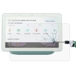 0.3mm 9H 2.5D HD Explosion-proof Tempered Glass Film for Google Home Hub Smart Speaker