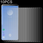 10 PCS 0.26mm 9H 2.5D Explosion-proof Tempered Glass Film for Galaxy S10+