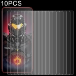 10 PCS 0.26mm 9H 2.5D Explosion-proof Tempered Glass Film for ZTE Nubia Red Magic MARS