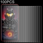 100 PCS 0.26mm 9H 2.5D Explosion-proof Tempered Glass Film for ZTE Nubia Red Magic MARS