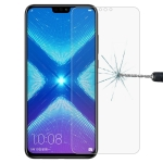 0.26mm 9H 2.5D Explosion-proof Tempered Glass Film for Huawei Honor 8X