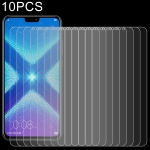 10 PCS 0.26mm 9H 2.5D Explosion-proof Tempered Glass Film for Huawei Honor 8X