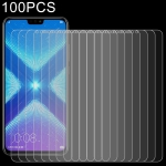 100 PCS 0.26mm 9H 2.5D Explosion-proof Tempered Glass Film for Huawei Honor 8X