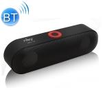 NBY-18 Mobile Phone Wireless Bluetooth Multi-function Mini Card Speaker(Black)