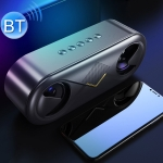 S6 Portable Subwoofer Mini Card Bluetooth Speaker (Black)