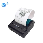 POS-8003 Portable Thermal Bluetooth Ticket Printer,Max Supported Thermal Paper Size:80x50mm