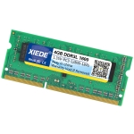 XIEDE 1.35V Low Voltage DDR3L 1600 4G 12800 Frequency Memory RAM Module for Laptop