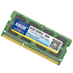 XIEDE 1.35V Low Voltage DDR3L 1600 8G Memory RAM Module Double Sided Particles for Laptop