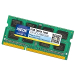 XIEDE DDR3 1600 2G 12800 Frequency Memory RAM Module Double Sided Particles for Laptop