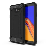 Magic Armor TPU + PC Combination Case for Galaxy J4 Core / J4+ (Black)
