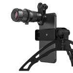 APEXEL APL-4-12XJJ04 Universal External 4-12X Zoom Telephoto Phone Lens with Tripod