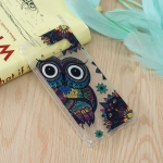 Owl Pattern Oil Embossed TPU Case for Galaxy S10