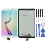 LCD Screen and Digitizer Full Assembly for Huawei Mediapad T1 8.0 Pro(White)