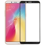 Front Screen Outer Glass Lens for OPPO A73 (Black)