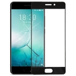 Front Screen Outer Glass Lens for Meizu PRO 7 (Black)