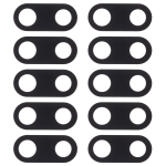 Back Camera Lens Cover for Nokia 3 (Black)