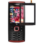Touch Panel for Nokia X3-02(Black)