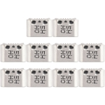 10 PCS Charging Port Connector for OPPO A53
