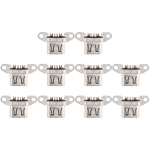 10 PCS Charging Port Connector for OPPO R15 / A1