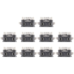 10 PCS Charging Port Connector for Xiaomi Mi 3 / Redmi 1s