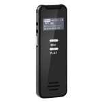 K603 Mini Monochrome LCD Handheld Voice Recorder, 8G, Support TF Card