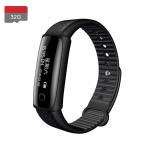 T99 Wristband Voice Recorder, 32G, Support One-click Recording & Remote recording & Digital Watch