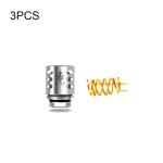 3 PCS SMOK V12 Prince X2 Clapton Coils 0.4ohm (Standard Edition)